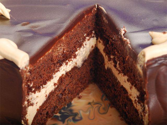 Receta de Torta de chocolate vienesa